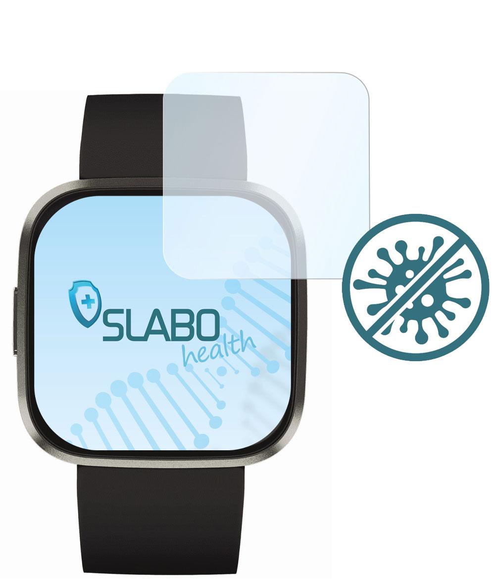 Antibakterielle Hybridglasfolie für Smartwatche Fitbit Versa 20 ...